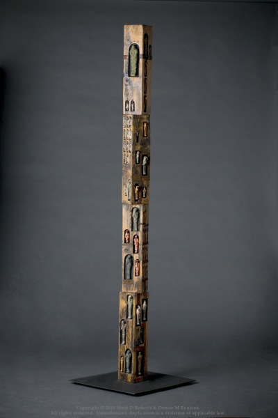 Column of Crusades, from Art of the Mummy Series, 2007